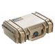 Pelican 1170 Series Protector Case - Desert Tan w/ Foam - 1170-000-190