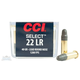 CCI .22 Long Rifle 40gr LRN Competition Select Ammunition 100rds - 0045