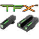 TruGlo TFX- Sig #8/#8 Set Night Sights - TG13SG1A
