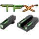 TruGlo TFX- Sig #6/#8 Set Night Sights - TG13SG2A