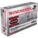 Winchester 6.5x55 Swedish 140gr Power Point Ammunition 20rds - X6555