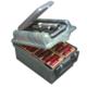 MTM Shotshell and Choke Tube Box - Camo - 100rd-SW100-09