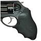 ERGO Delta Grip for Ruger LCR/LCR X Frame Revolvers-Black - 4583-RUG-BK