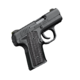 Kimber Pistol Solo Carry DC Laser Grips 9mm 3900005