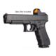 Glock Pistol 35 MOS .40s&w PG3530103MOS