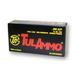 Tula .380 Auto/ACP 91gr Steel Cased Pistol Ammunition, 50 Rounds - TA380910