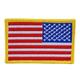 BlackHawk! Full-Color American Flag Patch, Reversed - 90RWBV-R