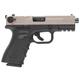 ISSC Pistol M22 .22lr Threaded Barrel DuoTone 111011