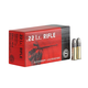 GECO .22 Long Rifle 40gr Lead Round Nose Ammunition, 50 Round Box ‒ 2318599