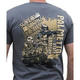 Palmetto State Armory 'Tactics' T-Shirt - Charcoal (3XL)