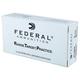 Federal 40 S&W 180gr FMJ Range Training Practice Ammunition 50rds - RTP40180