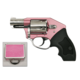 Charter Arms Pistol Chic Lady Comp Pink/HP .38 Spl Display Model