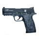 S&W Pistol M&P22 Compact Kryptek .22lr 10185