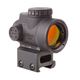 Trijicon 1x25 MRO 2 MOA Adjustable Red Dot with Mount - AC32068 - 2200005