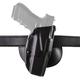 Safariland 6378 ALS STX Plain Springfield Armory XD Right Hand Paddle Holster, Black 6378-149-411