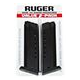 Ruger Magazine: 40 S&W: SR40/SR40C 15rd Capacity Twin pack (2 Magazines) - 90450