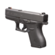 Glock Pistol 43 ProGlo Night Sight 9mm UI4350501