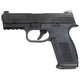 FN Pistol FNS40 .40S&W Black w/Night Sights 14rd ** Closeout** 66915