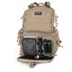 GPS Tactical Range Backpack, Tan ‒ GPS-T1612BPT