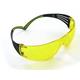 Peltor Sport Securefit Safety Eye Protection - Amber - SF400-PA