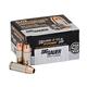 Sig Sauer 38 Super+P 125gr JHP V-Crown HP Ammunition, 20 Round Box - E38SUP1-20