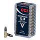 CCI .22 Long Rifle 45gr HP Suppressor Ammunition 50rds -  957