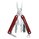 Leatherman Squirt PS4 Red Aluminum Handle 831188