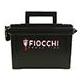Fiocchi 22 Long Rifle 40gr Copper Plated RN Ammunition 1575rd Field Box - 22FFHVCR