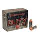 Hornady 10mm Auto 175gr FlexLock Critical Duty Ammunition, 20 Round Box – 91256
