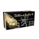 Sellier & Bellot 10mm Auto 180gr FMJ Ammunition, 50 Round Box - SB10A