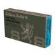 Sellier & Bellot 300 AAC Blackout 200gr FMJ Sub-Sonic Ammunition 20rds - SB300BLKSUBA