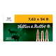 Sellier & Bellot 7.62x54R 180gr SP Ammunition, 20 Round Box - SB76254RB