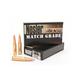 Nosler .308 Winchester 175gr Custom Competition HPBT Ammunition, 20 Round Box - 60072