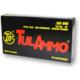 TulAmmo .308 Winchester 165 gr SP Steel Case 20 Rounds Ammunition - TA308000