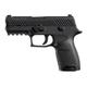 Sig Sauer Pistol P320 Compact .45acp Black Contrast Sights 320C-45-B