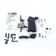 PSA CMC 3.5Lb Single Stage Flat Trigger MOE Parts Kit-Black- -CMC FLT MOE LPK - 7791122