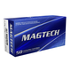 Magtech 357 Magnum 158gr Semi Jacket Soft Point Flat 50 Rounds Ammunition - 357A