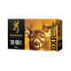 Browning 30-06 Springfield 155gr BXR Rapid Expansion Rifle Ammunition, 20 Round Box - B192130061