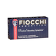 Fiocchi 9x21mm IMI 123gr FMJTC Ammunition, 50 Round Box – 9X21 IMI