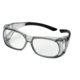 Champion Over-Spec Ballistic Glasses - Clear - 40633