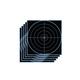 DoAll AccuBlue Splatter Target 8