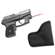 Crimson Trace Ruger LCP  - Laserguard,  Front LG-431H