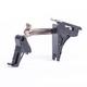 CMC Triggers Glock Gen 4 9mm Flat Trigger Kit, Matte Black - 70701