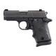 Sig Sauer P938 9mm Pistol, Nitron SAO BLK – 938-9-BRG-AMBI