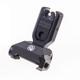 Troy SOCC Low Profile BattleSight Rear Folding Black - SSIG-LPF-R0BT-00