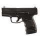Walther PPS M2 9mm Pistol, Black - 2805961