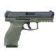 HK VP9 9mm OD Green Pistol (2X15RD MAGS) - M700009GR-A5