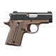 Kimber Micro Desert Night .380 ACP Pistol, Desert Tan/Black - 3300167