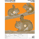 Champion SQUIRREL TARGET  LARGE 12PK 45788
