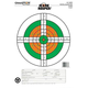 Champion 25 Yard Pistol Slow Fire, Flourescent (12/PK) 45760